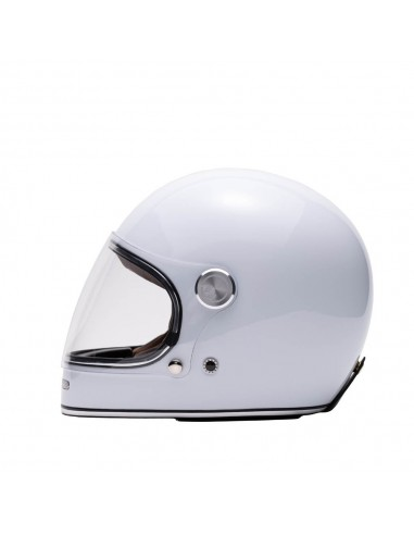 Casque Moto Jet ELEMENTS LEATHER -MÂRKÖ BROWN