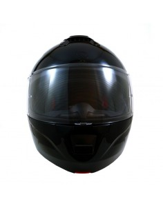 Casque Moto Jet ELEMENTS STRIPES -MÂRKÖ BLACK MATT-BLACK