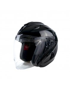 CASQUE MOTO INTEGRAL MÂRKÖ FULL MOON NOIR MAT