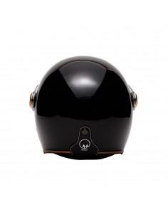 Casque Moto Jet ELEMENTS -MÂRKÖ (Rose-Matt)